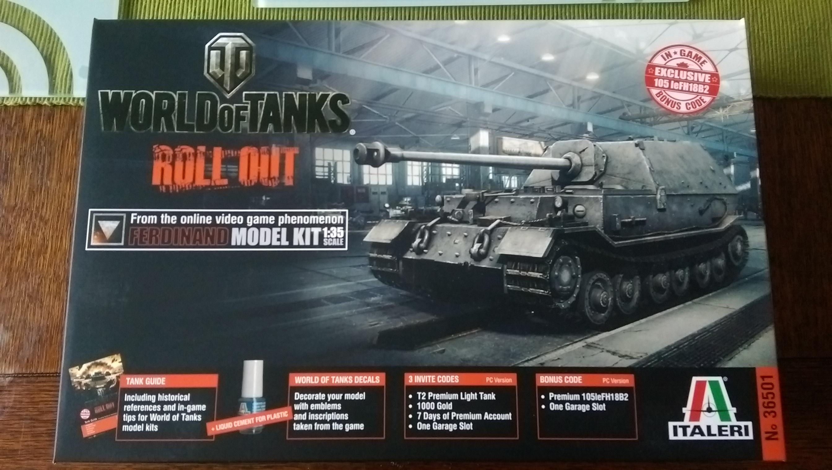 world of tanks – Shane's Shed