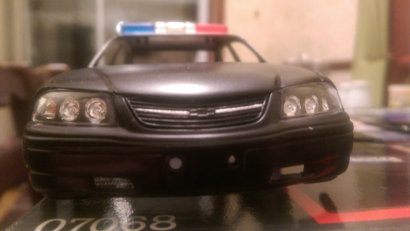 Chevy Impala Police Car Part 2