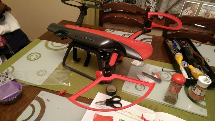 Skyrider Drone Pack9