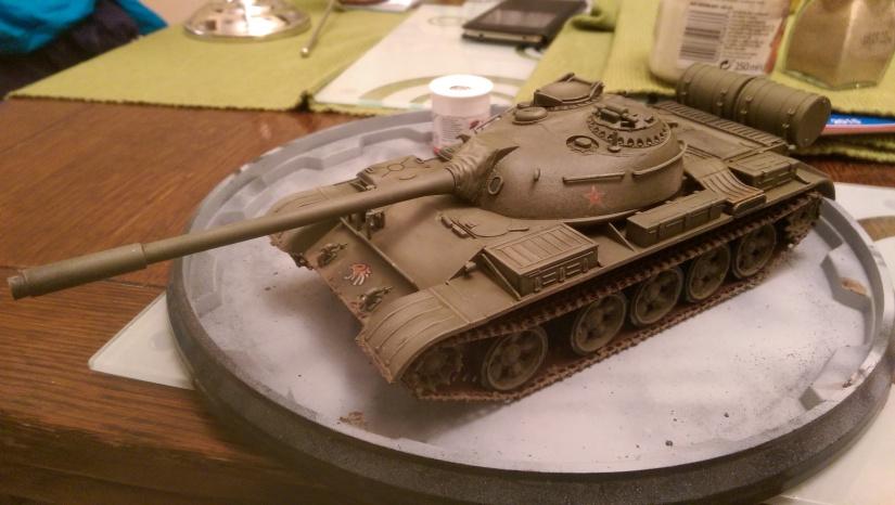 Chinese Type 59Tank