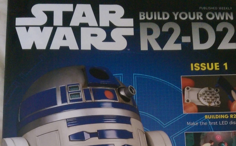 Half Scale R2-D2