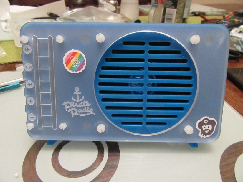 Pimoroni Pirate Radio