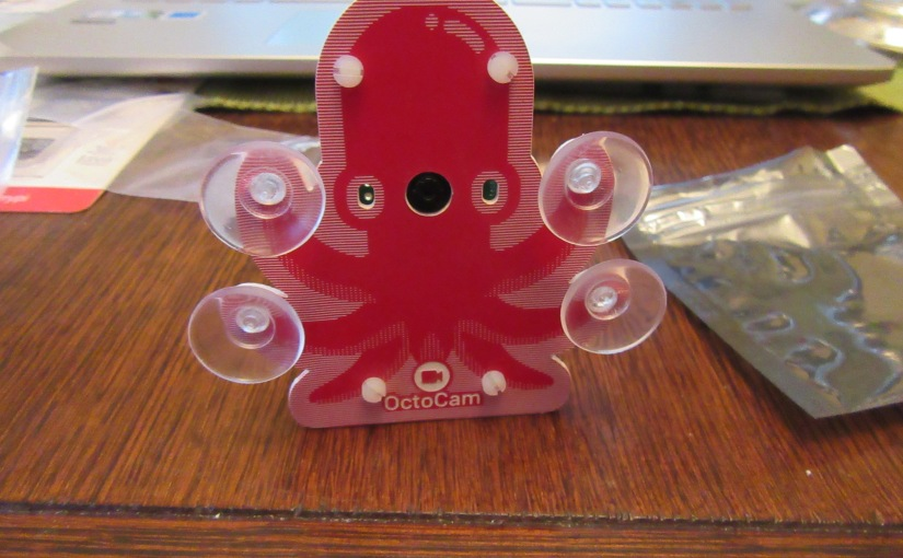Pimoroni Octocam