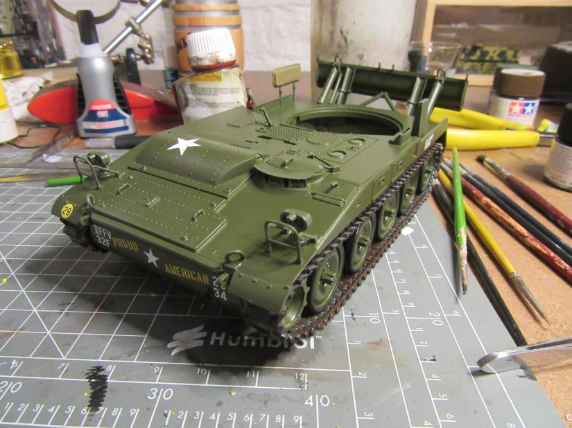 M107 Self Propelled Gun Part1