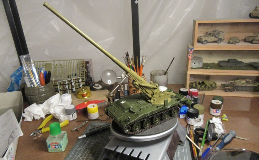 M107 Self Propelled Gun Part 2