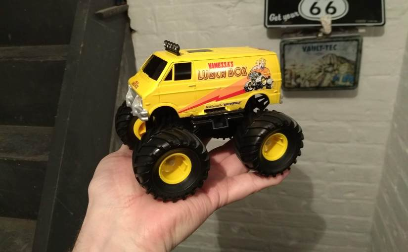 Mini 4WD Lunch Box