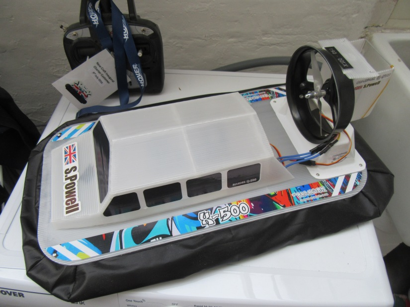 Palaform X500 Hovercraft
