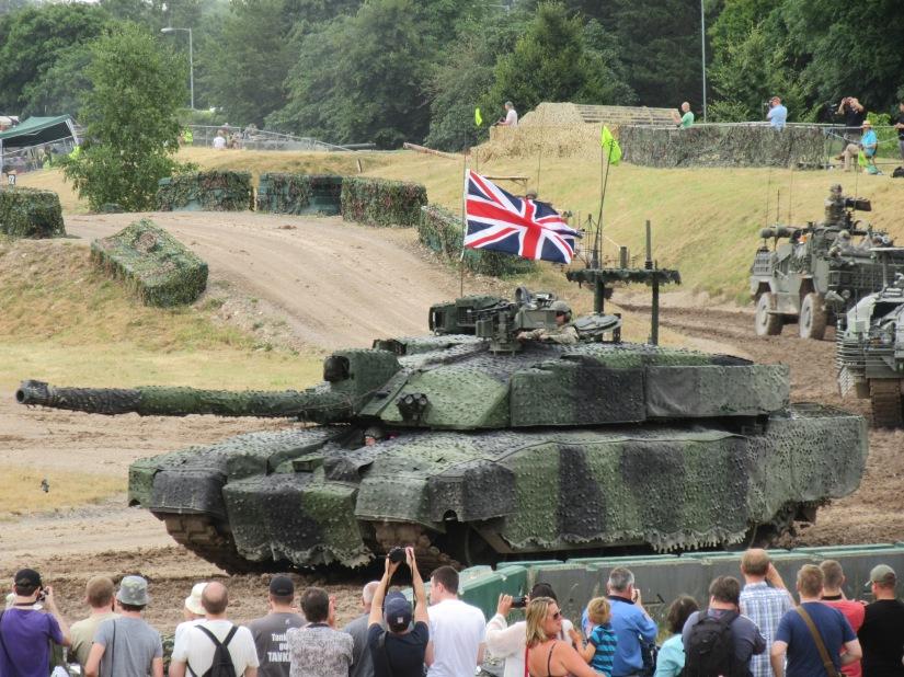 Tankfest 2018