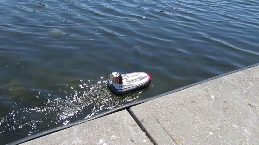 Fusion 400 takes towater